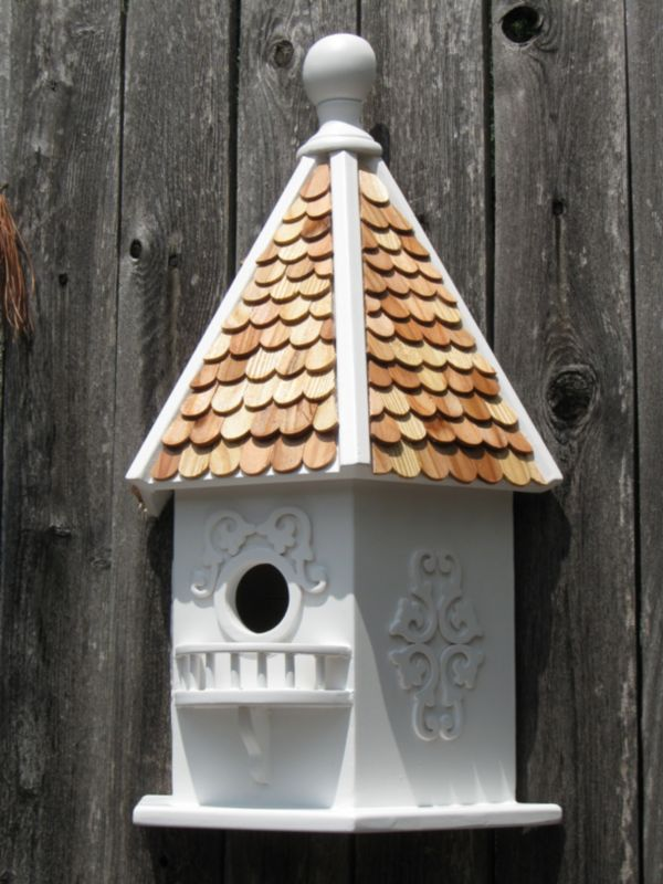 Home Bazaar Rapunzel Birdhouse (HOME BAZAAR INC HB-2093S 812673010473 Wild Bird Supplies Bird Houses) photo