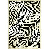 Duracord Black Sea Island Outdoor Rug-5 x 8