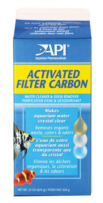 Activated Filter Carbon 14 oz