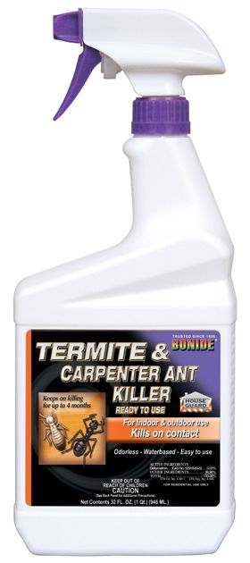 Bonide Termite and Carpenter Ant Killer Qt RTU