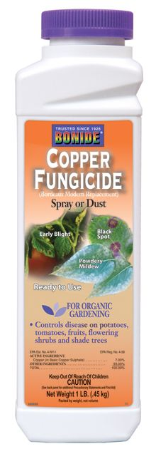 Bonide Copper Dust Bordo 1 Lb