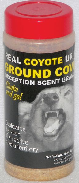 Coyote Urine 8Oz
