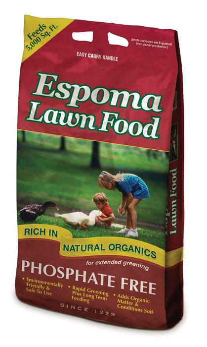 Espoma Lawn Food 20 Lb