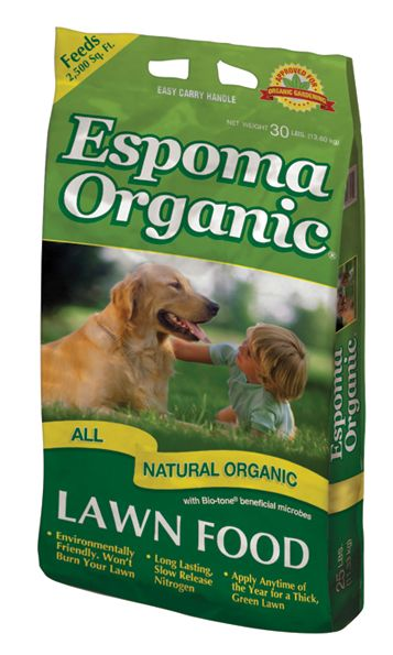 Espoma Natural Lawn Food