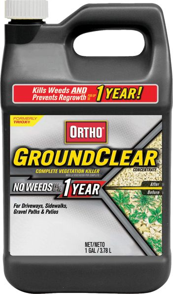 Ground Clear Triox Gallon