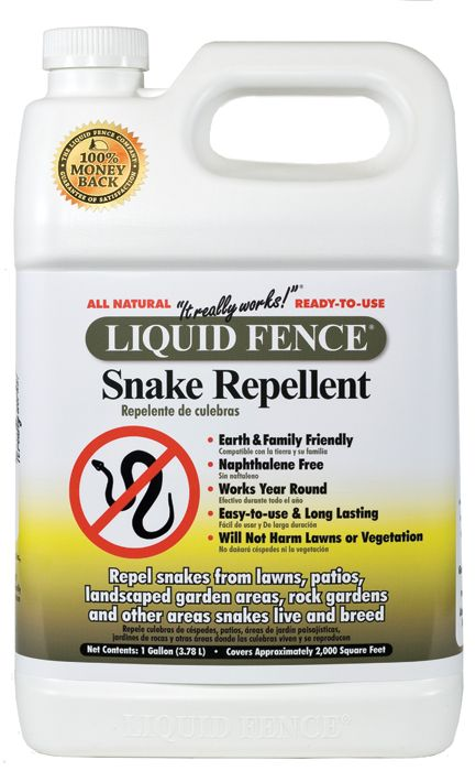 Liquid Fence Snake Rtu Gallon