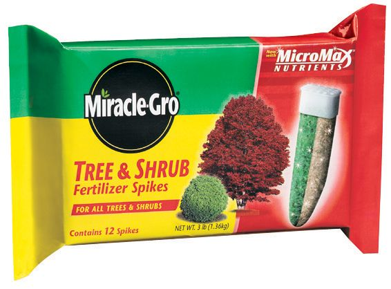 Miracle Gro Tree Spikes (12)