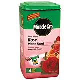 Miracle Gro Rose Food