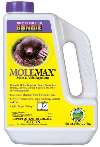 Mole Max Repellent 5 Lb