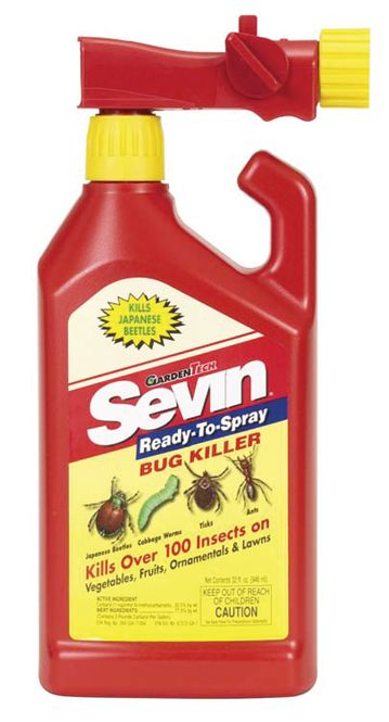 Sevin Ready To Spray 32 Oz.