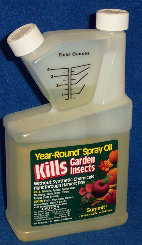 Summit Yearround Hort Oil Pint