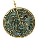 Flowers Sundial