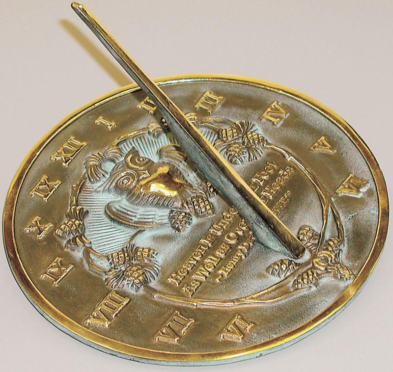 Thoreau Sundial