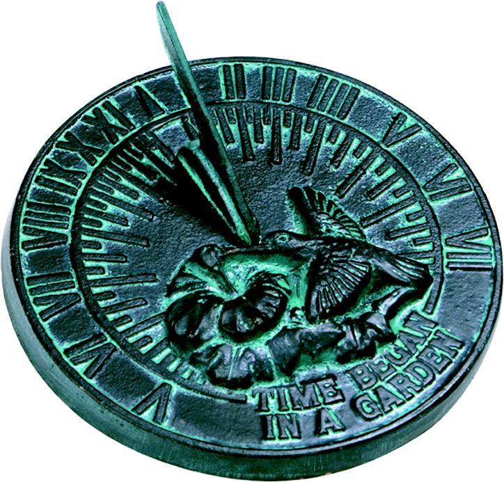 Hummingbird Sundial