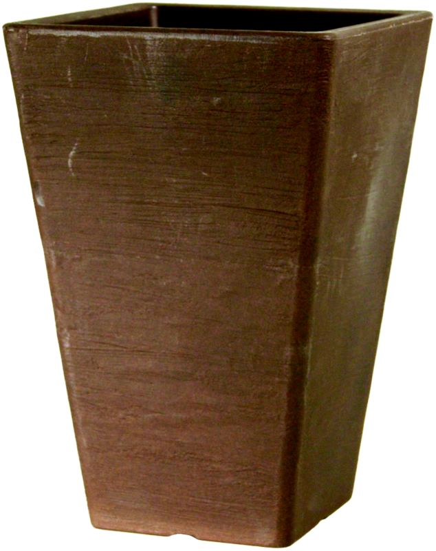 Ravello Planter 14in Brushed Bronze