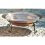 Copper Fire Pit 24 Inch