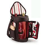 Meritage Wine Tote-Moka Collection