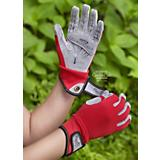 Womens Red Vegan Glove