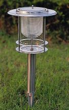 Stainless Steel Solar Power Path Light