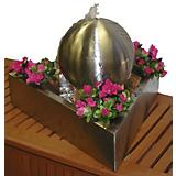 Triangle Stainless Steel Tabletop Fountain