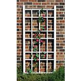 Dura-Trel Cottage Vinyl Wall Trellis