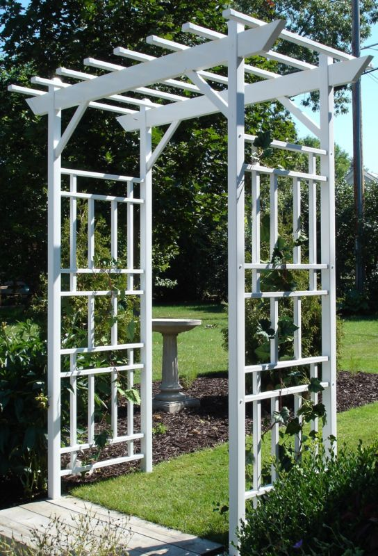 Wellington Arbor White