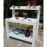 Hillcrest Vinyl Potting Bench