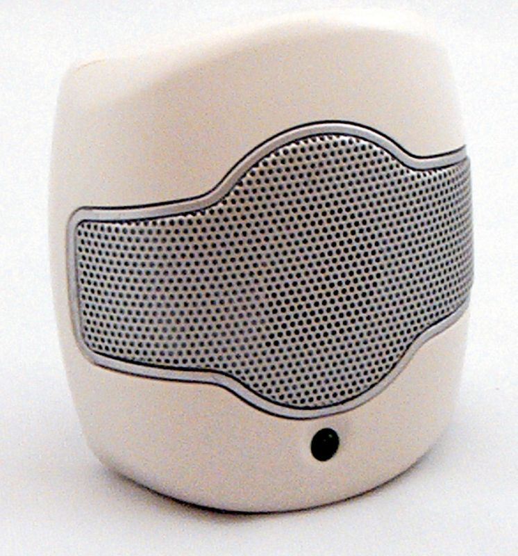 Single Speaker Rodent Repeller