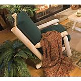 Log Living Room Chair