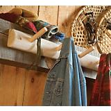 4 Hook Coat Rack