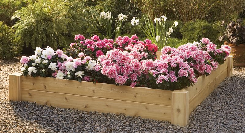 4ft X 6ft Raised Bed Planter