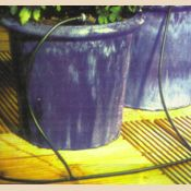 Deck Drinks, Micro Irrigation Kit