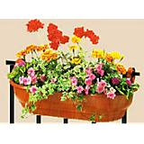 Self Watering Wall Basket 27In