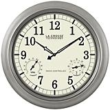 Outdoor Radio Controlled Wall Clock