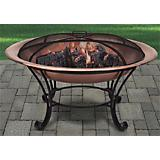 40in Copper Fire Pit