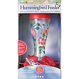 10oz. Glass Hummingbird Feeder
