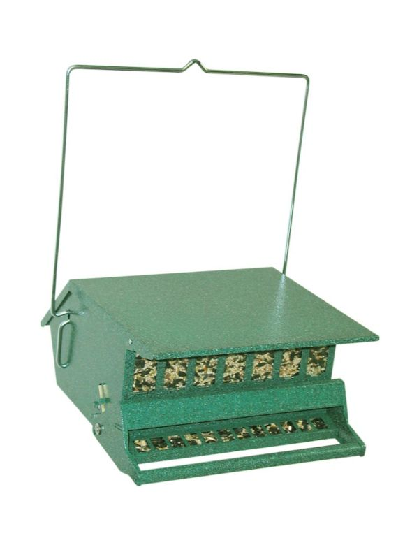 Absolute 1st Choice 1.4 Gallon Feeder (HF7511I 00047977001005 Wild Bird Supplies Bird Feeders) photo