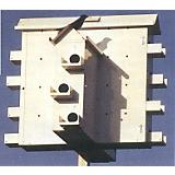Alamo Purple Martin House -Round Door