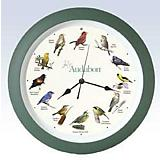 Audubon Singing Bird Clock - 13