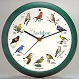 Audubon Singing Bird Clock - 8
