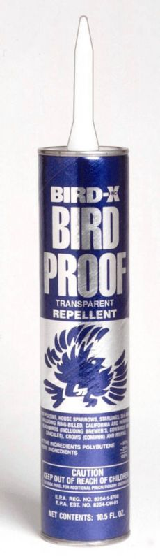 Bird Proof Bird Repellent Gel- 10 oz.