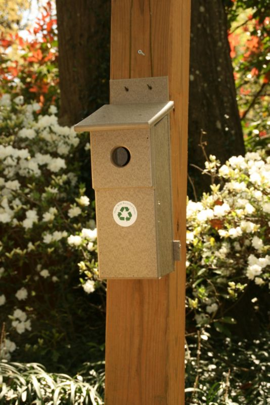 Bluebird Nesting Box Hunter Green