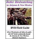 Arizona and New Mexico Birdwatching DVD
