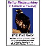 Colorado and Wyoming Birdwatching DVD