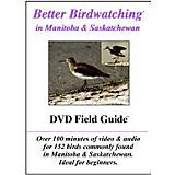 Manitoba and Saskatchewan Birdwatching DVD