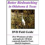 Oklahoma and Texas Birdwatching DVD