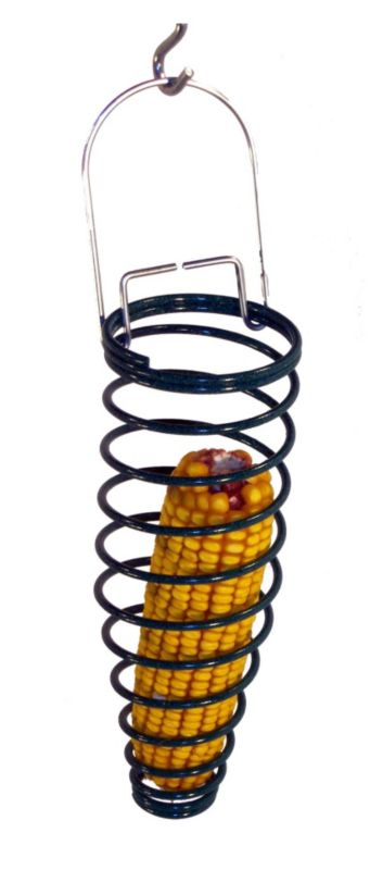 Corn Trapper Spring Squirrel Feeder