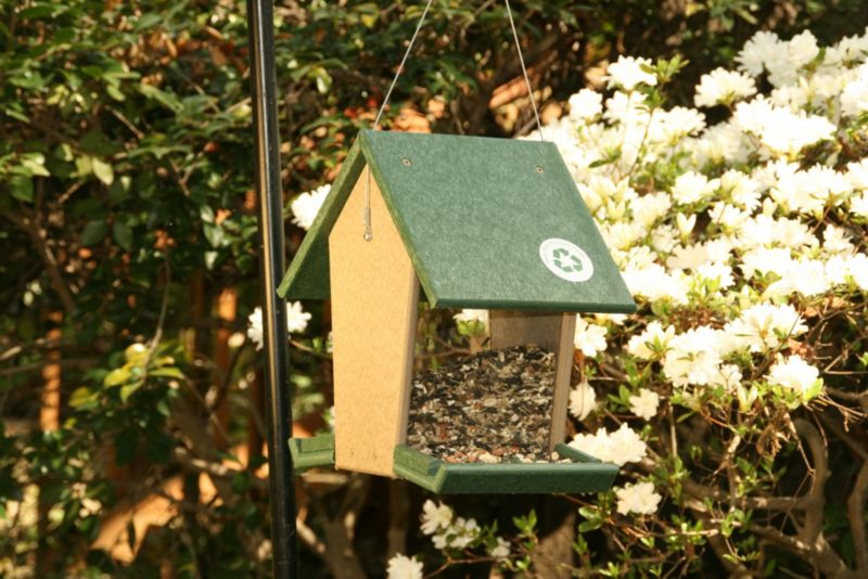 Rubicon Hopper Feeder Driftwood (SERUBHF500HD 645194005006 Wild Bird Supplies Bird Feeders) photo