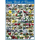 State Birds and Flowers Puzzle