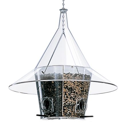 The Mandarin Feeder without Dividers (AR150 724024150144 Wild Bird Supplies Bird Feeders) photo